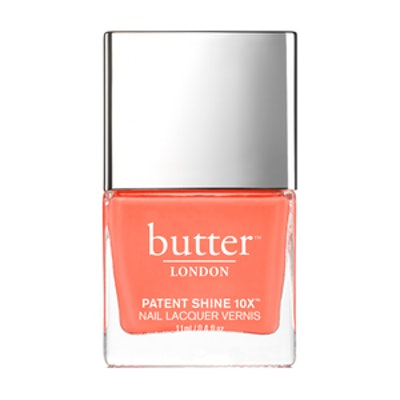 Patent Shine 10X Lacquer In Jolly Good (Available In April)