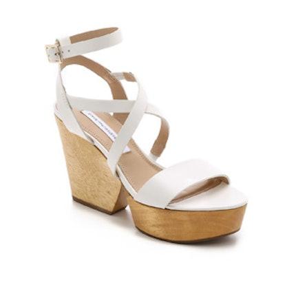 Lamille Strappy Platform Sandals