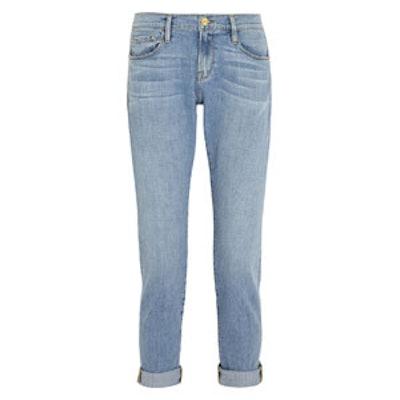 Le Garcon Slim Boyfriend Jeans