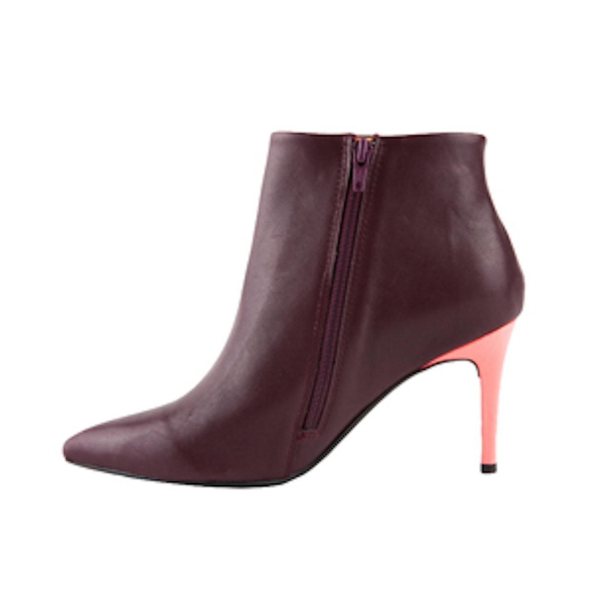 Color-Block Heels