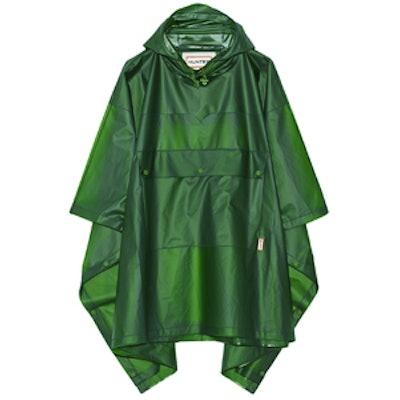 Hooded Waterproof PU Poncho