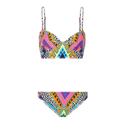 Cami Printed Bikini