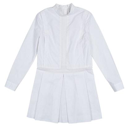 Pleated Missionary Dress