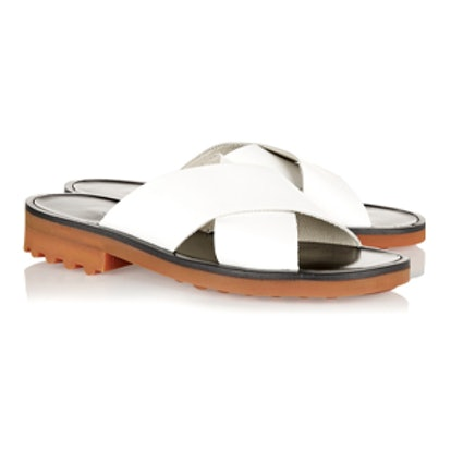 Bart Leather Sandals