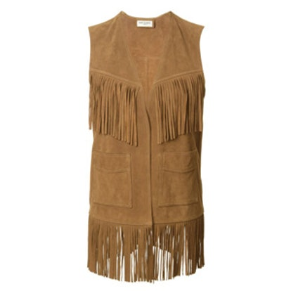Fringed Waistcoat