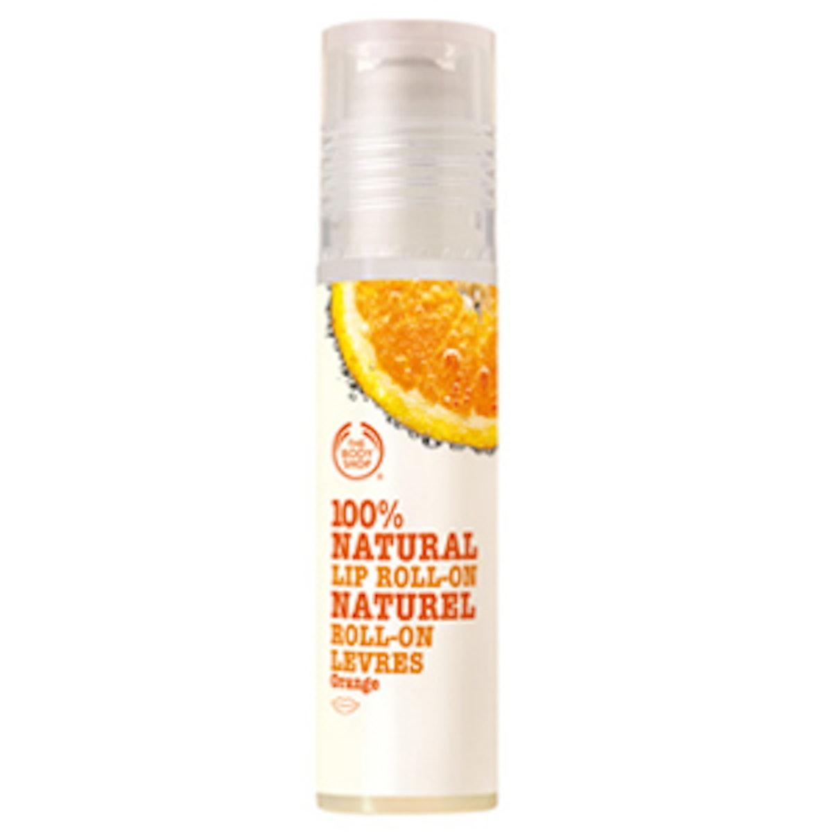 Natural Lip Roll On Orange