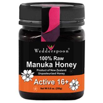 Premium Raw Manuka Honey