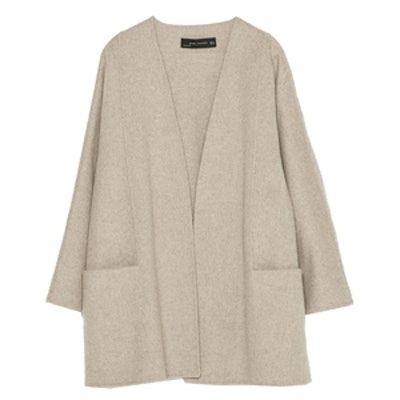 Handmade Flared Jacket