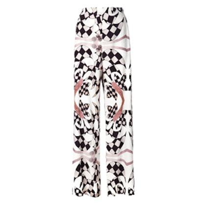 Kati Printed Trousers