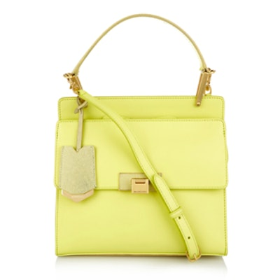 Le Dix Bag in Yellow