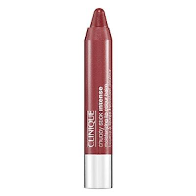 Chubby Stick Intense Moisturizing Lip Colour Balm in Broadest Berry