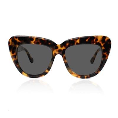 Brigitte Tortoise Sunglasses