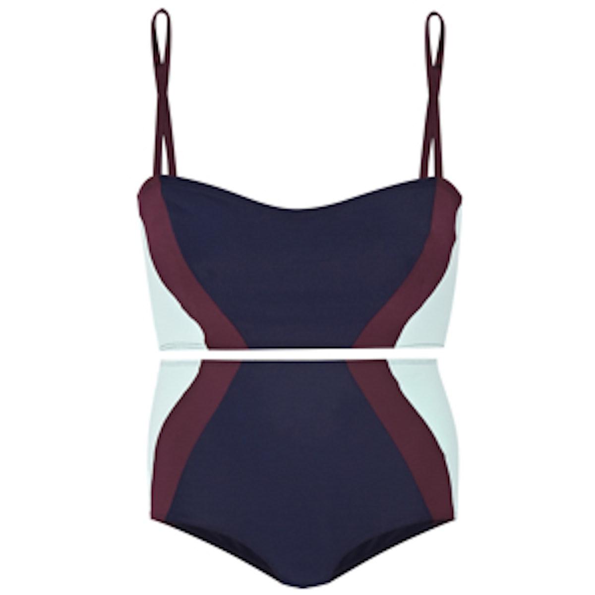 Perry Color-Block Bikini
