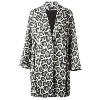 Vivienne Leopard Coat