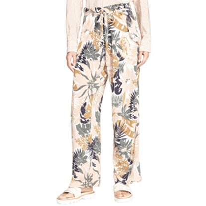 'Victoria' Loose Silk Pants
