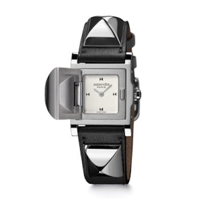 Hermes Steel Watch