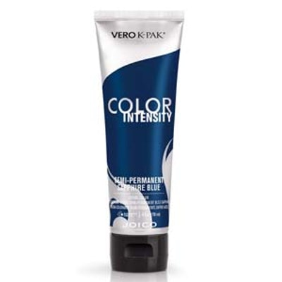 Color Intensity Semi-Permanent Hair Color in Sapphire Blue