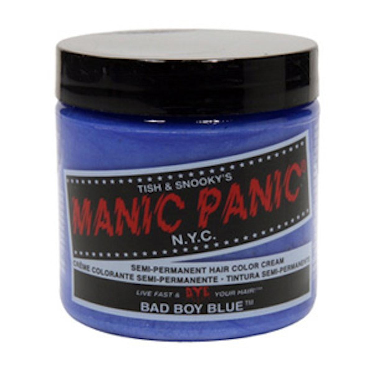 Bad Boy Blue Hair Dye