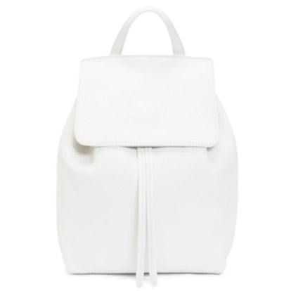 Calf-Coated Backpack