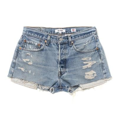 NO. 25TS14948 Denim Shorts