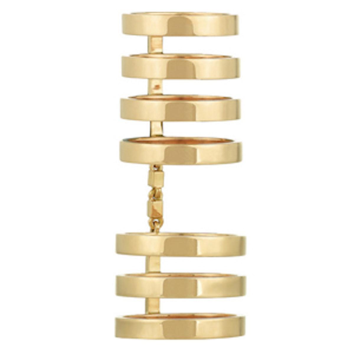 Berbère Yellow Gold Ring