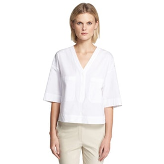 'Risata' Stretch Cotton Top