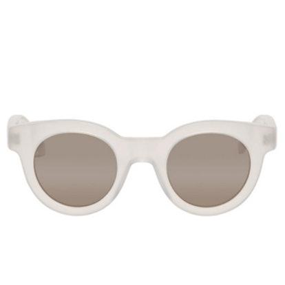 White Smokey Sunglasses