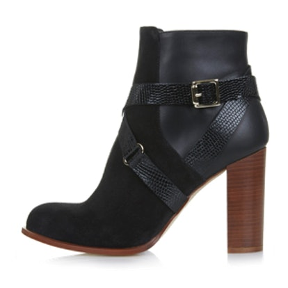 Aroma Suede Ankle Boots