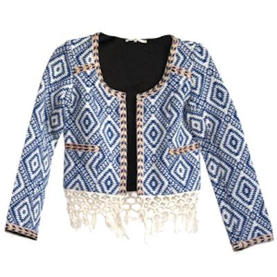 Santa Fe Fringe Jacket