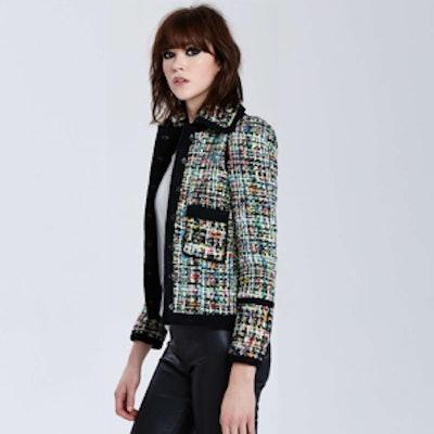 Vintage Salamanca Tweed Bouclé Jacket