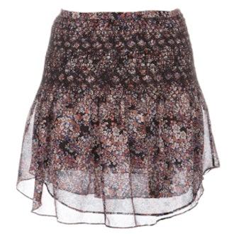 Layered Sheer Skirt