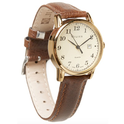 Harvey Classic Leather Watch