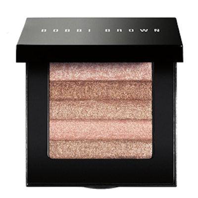 Pink Quartz Shimmer Brick Compact