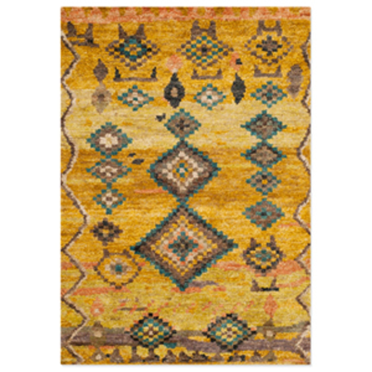 Casablanca Knotted Rug
