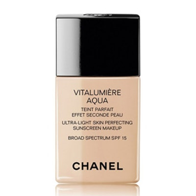 Chanel Skin Perfecting Sunscreen Makeup