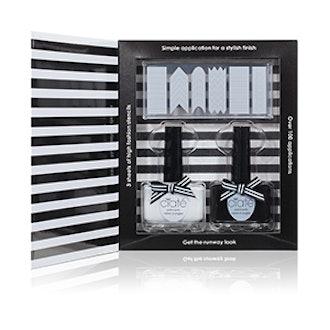 Monochrome Manicure Nail Art Set