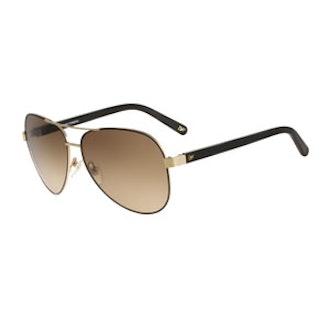 Brandy Mirrored Sunglasses