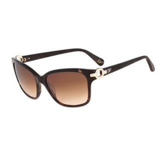 Emma Chain Link Sunglasses