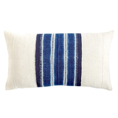 Batik Stripe Pillow
