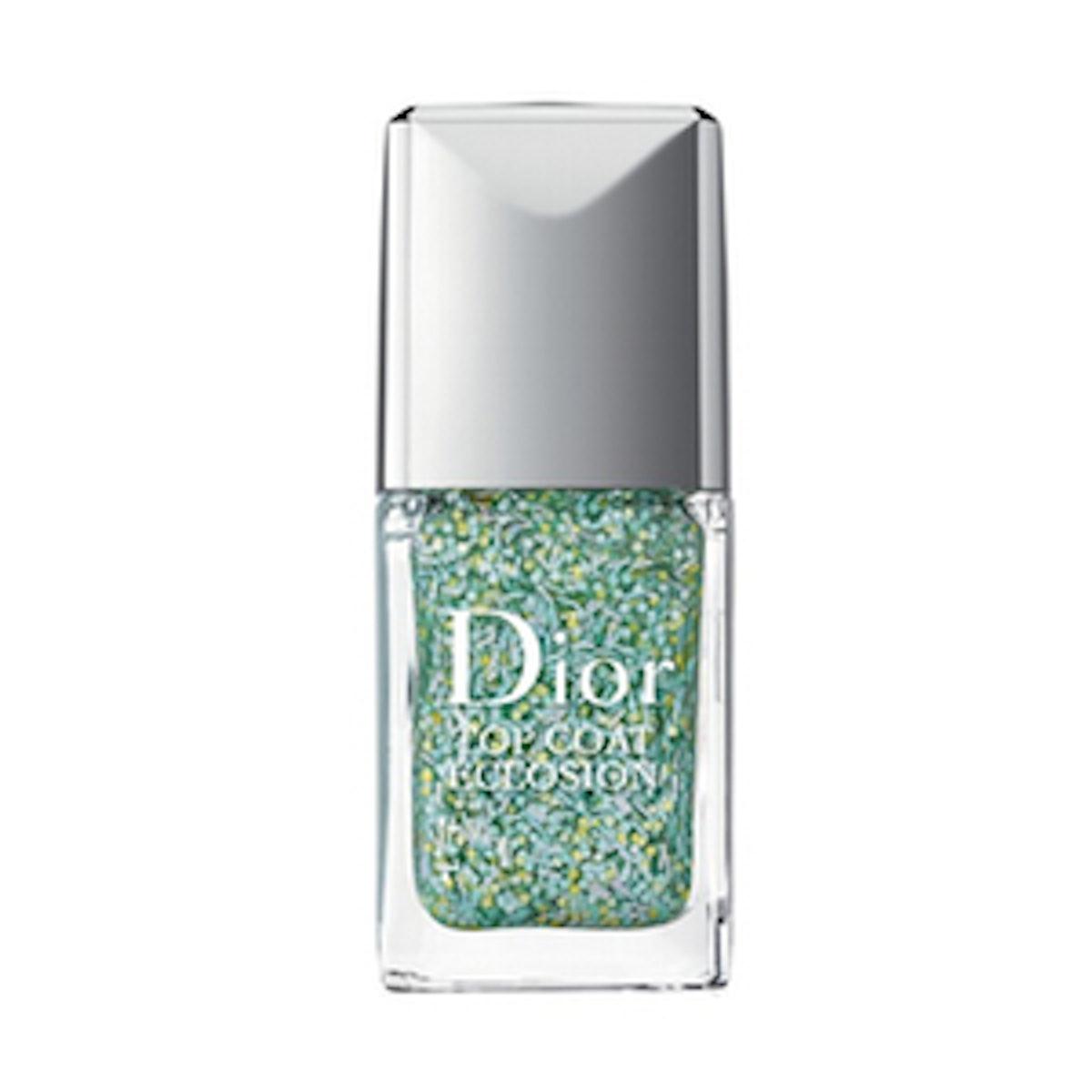 Blossoming Glitter Nail Polish