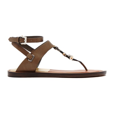 Foxx Sandals in Olive