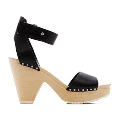 Nalia Heels in Black