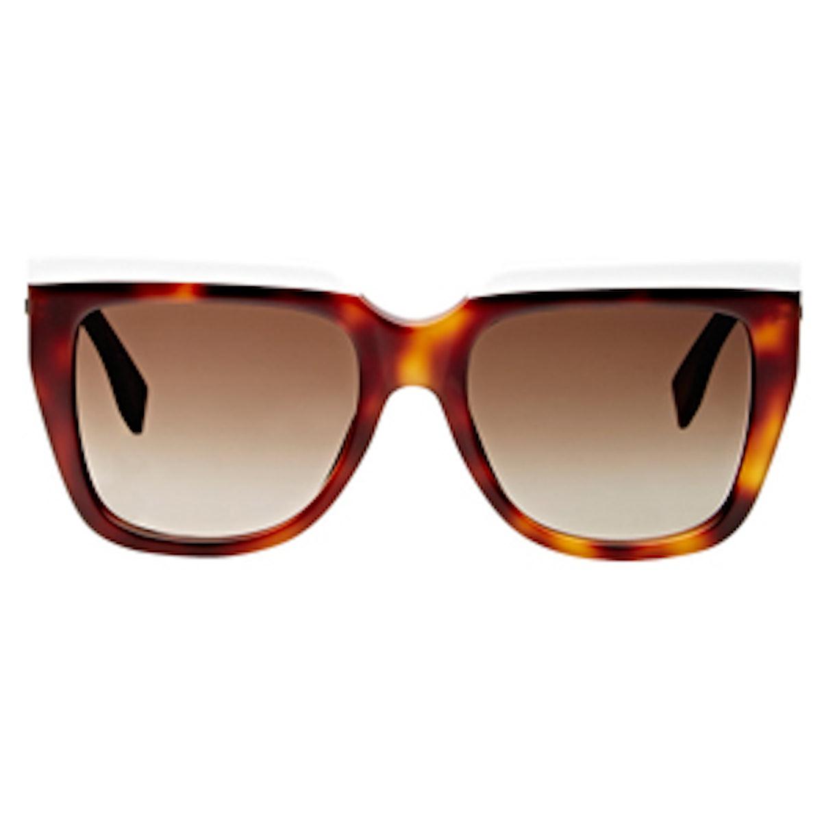 Colorblock Sunglasses