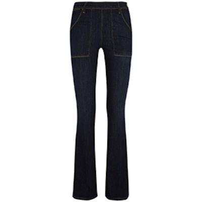 Le Flare de Francois High-Rise Jeans