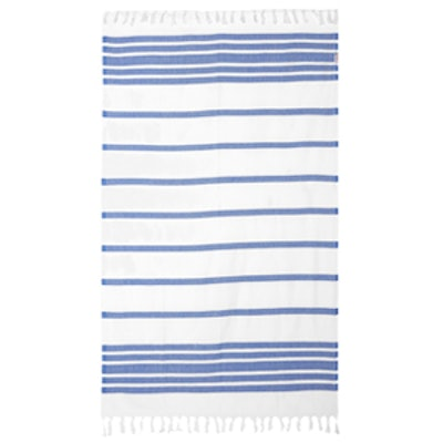 Striped Woven Cotton Towels