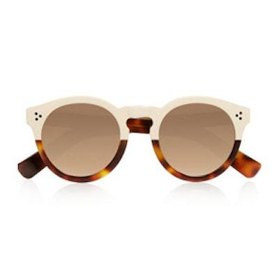 Leonard II Mirrored Sunglasses