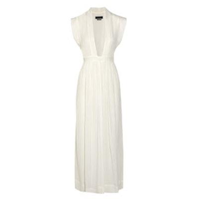 Sachi Voile Maxi Dress