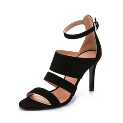 Freya Suede Sandals