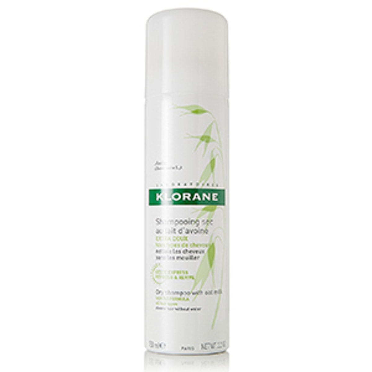 Dry Shampoo with Oat Milk