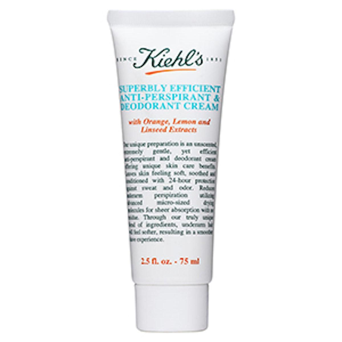 Anti-Perspirant & Deodorant Cream